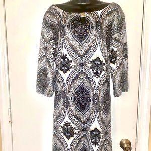 👗✨DELIRIOUS PAISLEY VELVET DRESS